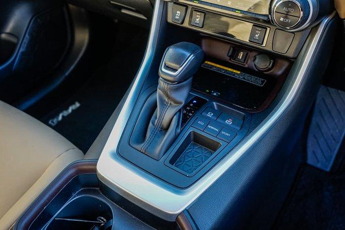 2019 Toyota RAV4 Cruiser MXAA52R Saturn Blue