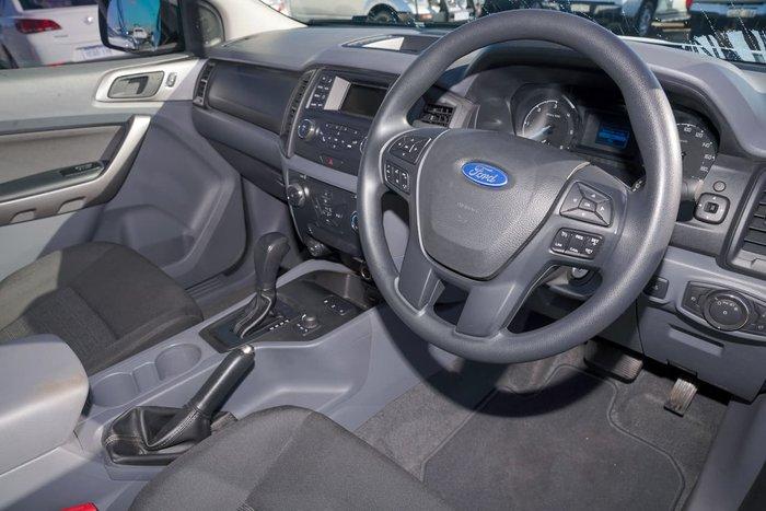 2015 Ford Ranger XLS PX MkII 4X4 Dual Range White
