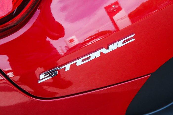 2021 Kia Stonic Sport YB MY21 Signal Red
