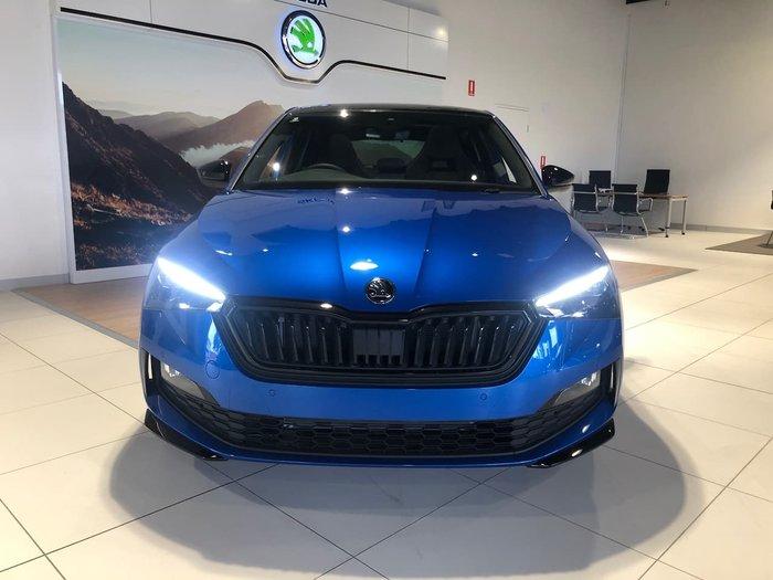 2020 SKODA Scala 110TSI Monte Carlo NW MY20.5 Blue