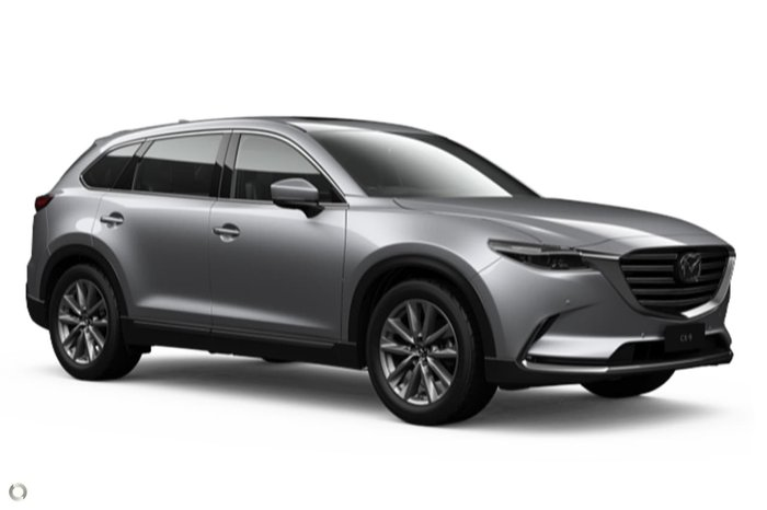 2021 Mazda CX-9 GT TC Silver