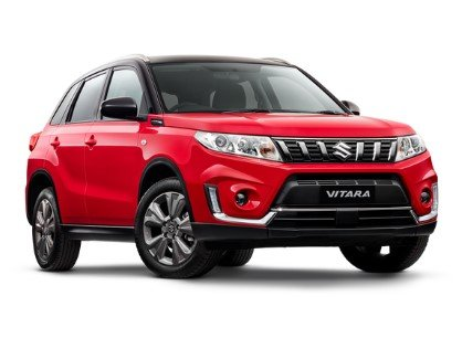 2019 SUZUKI VITARA Vitara Series II 1.6L Auto Bright Red 5/Black Two Tone