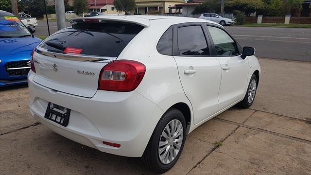 2020 SUZUKI BALENO GL Baleno Series II GL 1.4L Auto Artic White Base