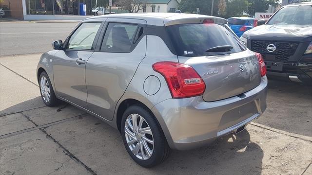 2020 SUZUKI SWIFT GL Swift II (S2) 5 Door GL Navigator 1.2 Auto Premium Silver Metallic