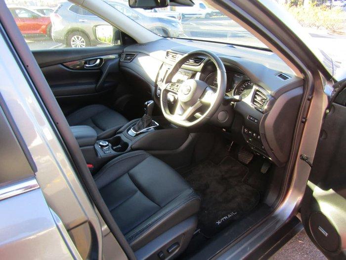 2020 Nissan X-TRAIL Ti T32 Series III MY20 4X4 On Demand Gun Metallic
