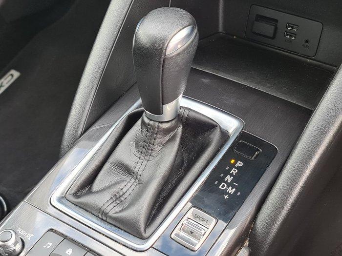 2015 Mazda CX-5 Maxx Sport KE Series 2 AWD Jet Black