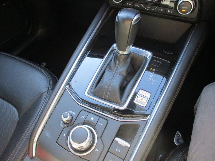 2018 Mazda CX-5 GT KF Series AWD Snowflake White Pearl