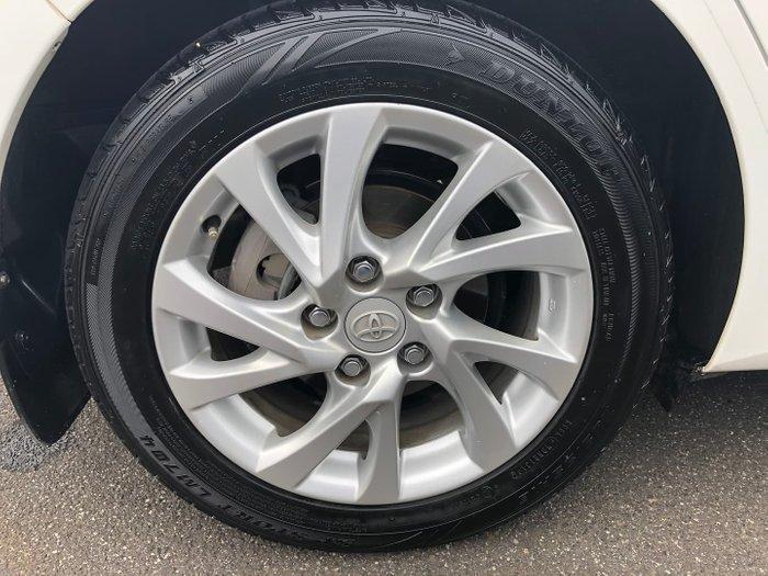 2017 Toyota Corolla Ascent Sport ZRE182R Glacier White