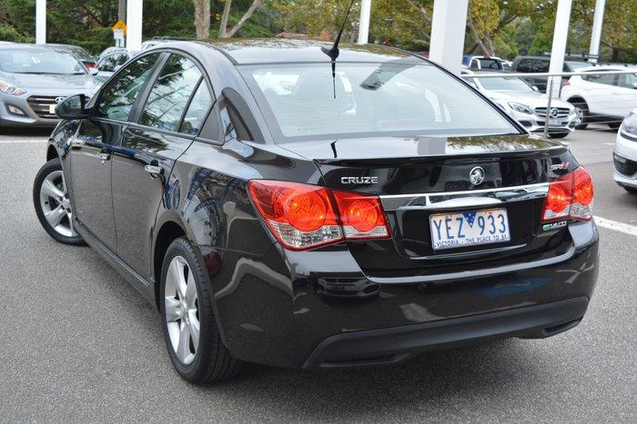 2011 Holden Cruze SRi-V JH Series II MY11 Phantom