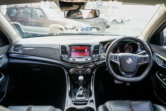 2016 Holden Commodore SS V Redline VF Series II MY16 Slipstream Blue