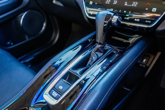 2016 Honda HR-V VTi-L MY16 Morpho Blue