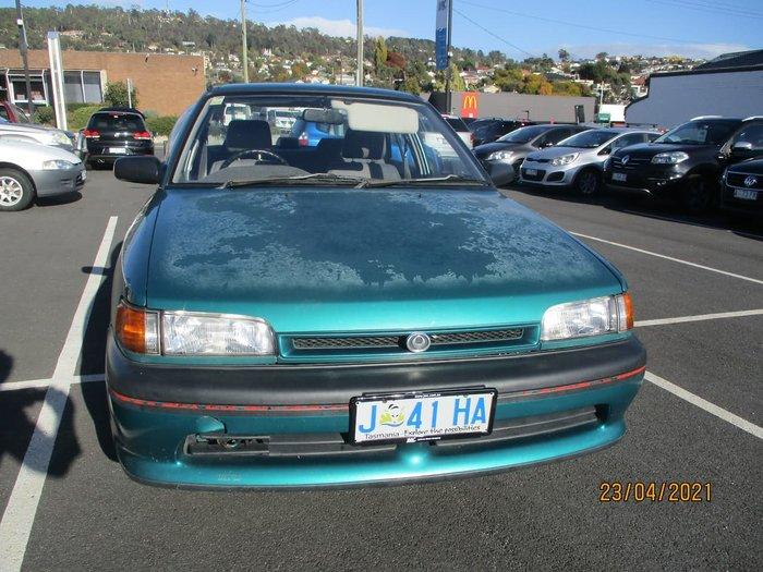 1995 MAZDA 323 Protege BA Series 1 Green