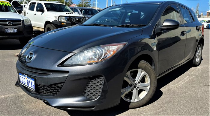 2013 Mazda 3 Neo BL Series 2 MY13 Graphite