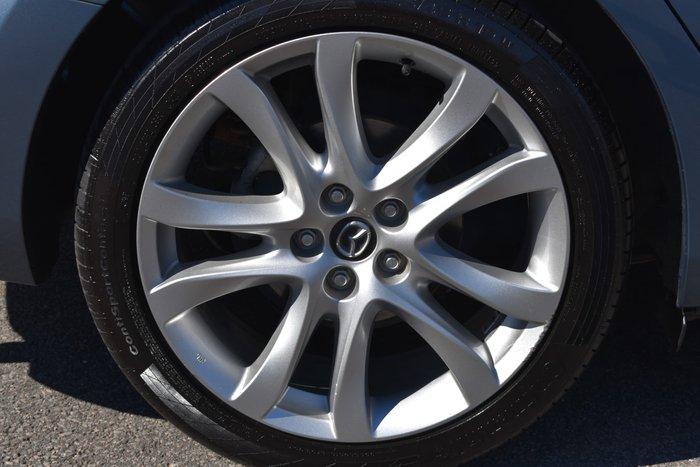 2012 Mazda 6 GT GJ Blue Reflex