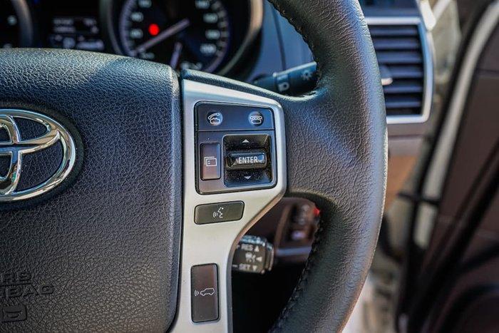 2017 Toyota Landcruiser Prado Kakadu GDJ150R 4X4 Dual Range Crystal Pearl