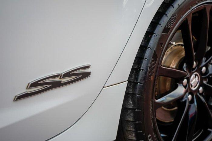 2014 Holden Commodore SS V Redline VF MY14 Heron White