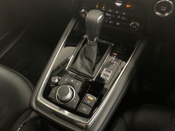 2021 Mazda CX-8 Sport KG Series Snowflake White Pearl