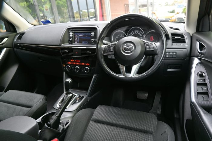 2014 Mazda CX-5 Maxx Sport KE Series MY14 Red
