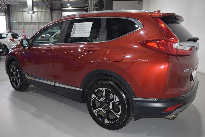 2018 Honda CR-V VTi-LX RW MY18 4X4 On Demand Orange
