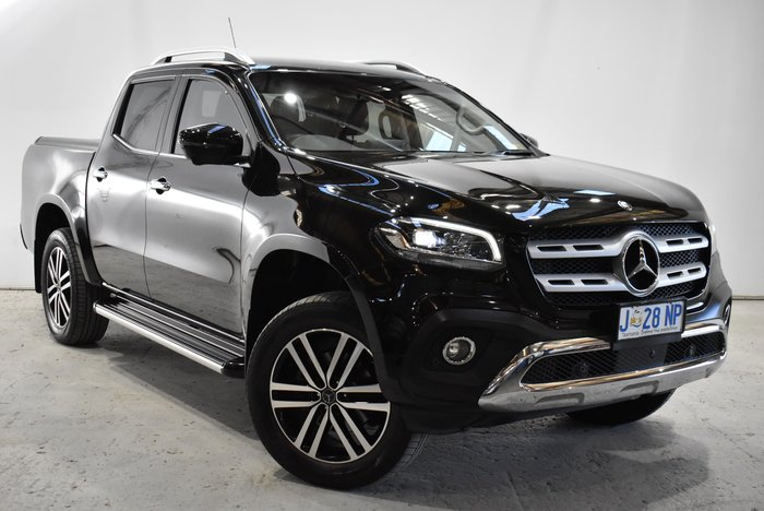 2019 Mercedes-Benz X-Class X250d Power 470 4X4 Dual Range Kabara Black