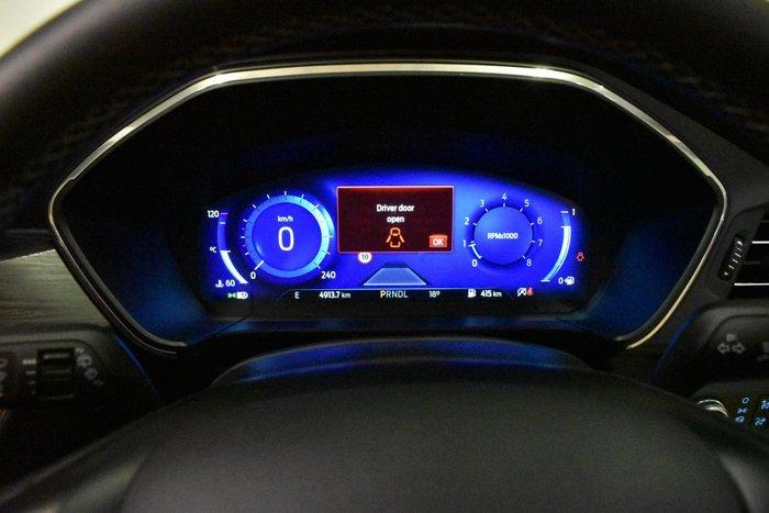 2021 Ford Escape Vignale ZH MY21.25 Solar Silver
