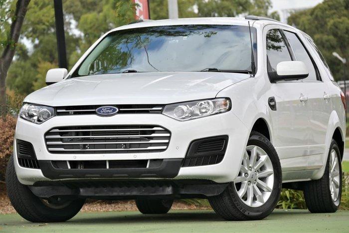 2016 Ford Territory TX SZ MkII Winter White