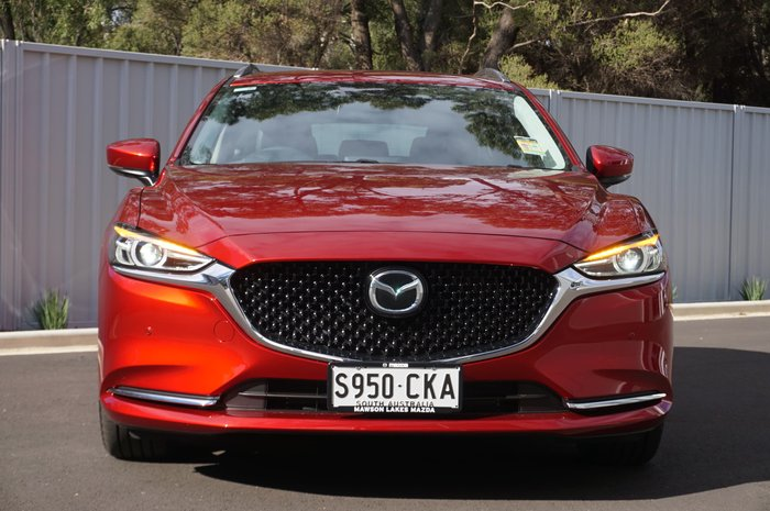 2020 Mazda 6 GT GL Series Soul Red Crystal