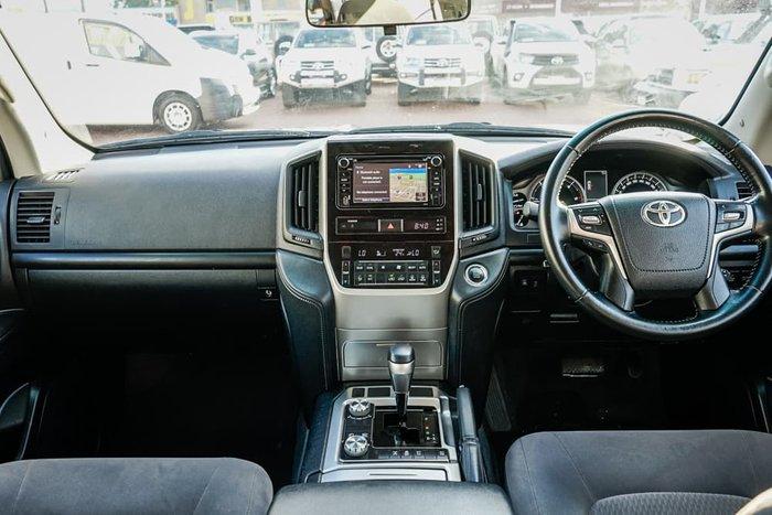 2019 Toyota Landcruiser GXL VDJ200R 4X4 Dual Range Graphite