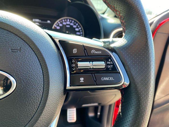 2019 Kia Cerato GT BD MY19 Red