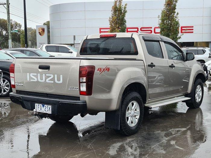 2015 Isuzu D-MAX LS-M MY15 4X4 Dual Range Ash Beige