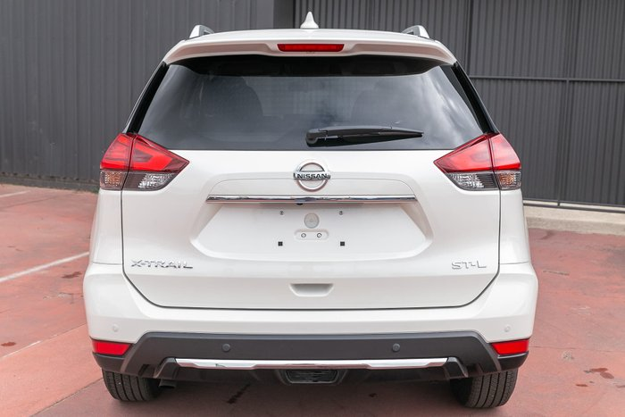 2021 Nissan X-TRAIL ST-L T32 MY21 Ivory Pearl