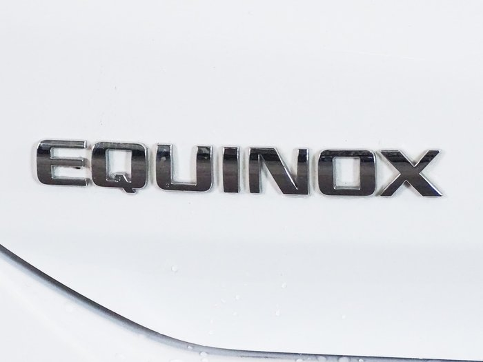 2018 Holden Equinox LS EQ MY18 White