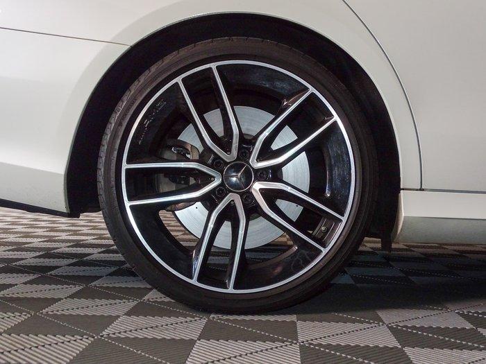 2019 Mercedes-Benz E-Class E53 AMG W213 Four Wheel Drive White