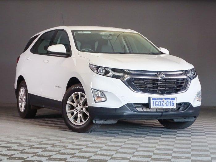 2018 Holden Equinox LS EQ MY18 Summit White