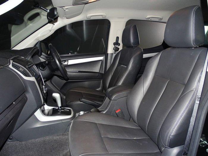 2015 Isuzu D-MAX LS-Terrain MY15 4X4 Dual Range Black