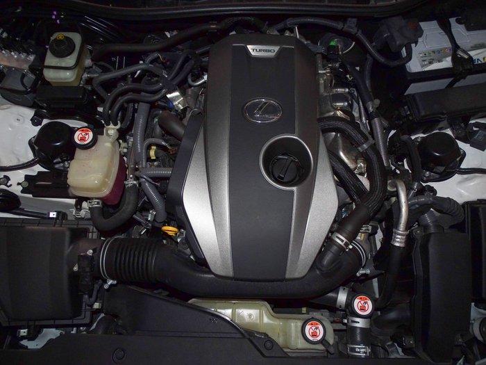 2017 Lexus IS IS200t F Sport ASE30R White