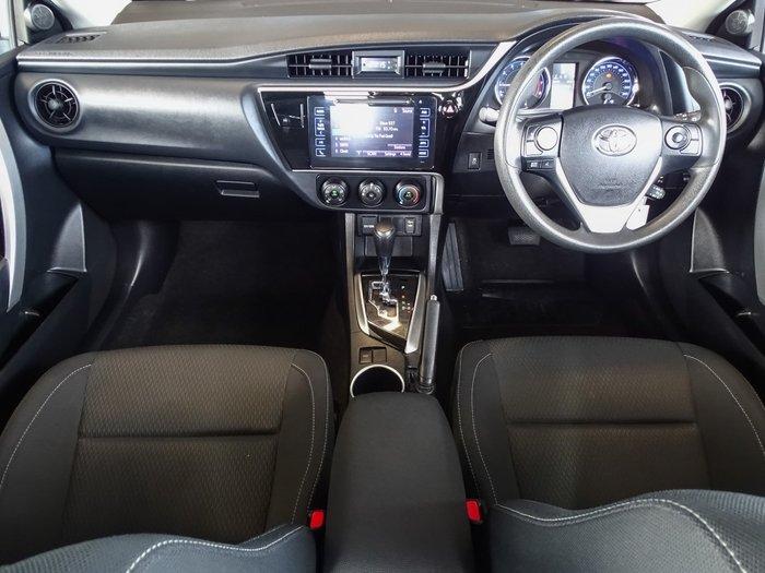 2018 Toyota Corolla Ascent ZRE172R Glacier White