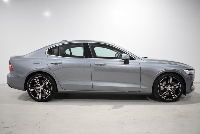 2020 Volvo S60 T5 Inscription MY21 AWD Osmium Grey