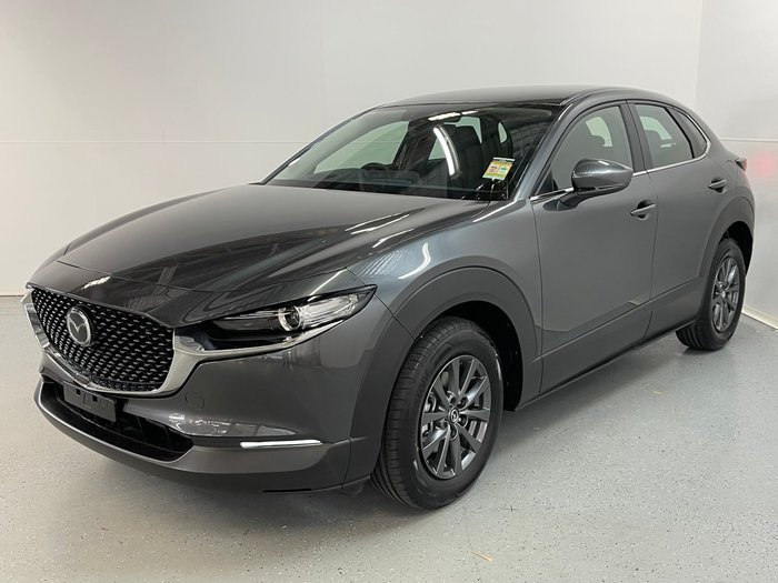 2021 Mazda CX-30 G20 Pure DM Series Machine Grey