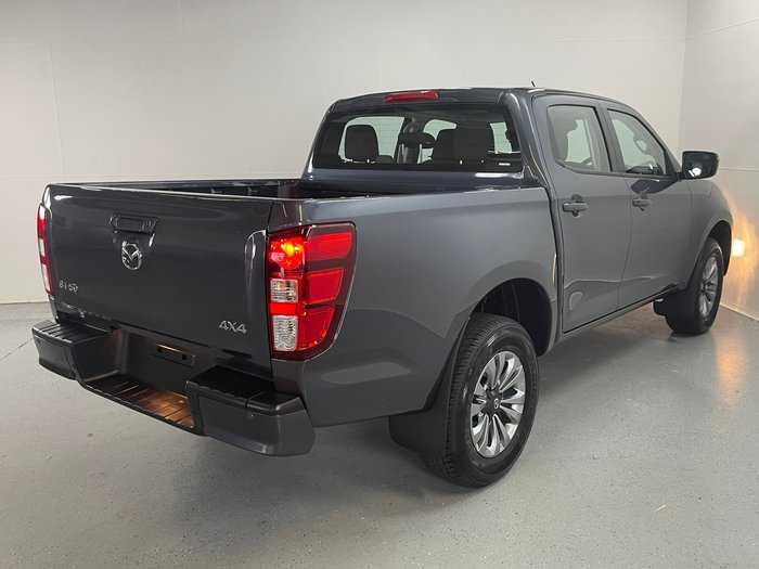 2021 Mazda BT-50 XT TF 4X4 Dual Range Rock Grey