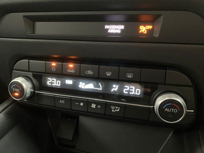 2021 Mazda CX-5 Maxx Sport KF Series Polymetal Grey