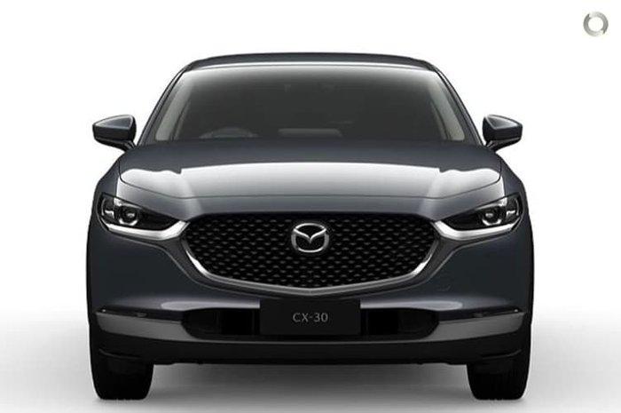 2021 Mazda CX-30 G20 Pure DM Series Polymetal Grey