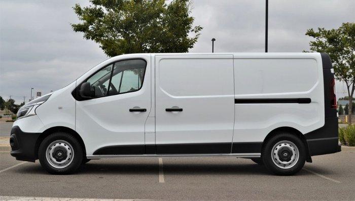 2021 Renault Trafic Premium 103kW X82 WHITE LWB MANUAL