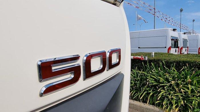 2017 HINO 500 SERIES WHITE