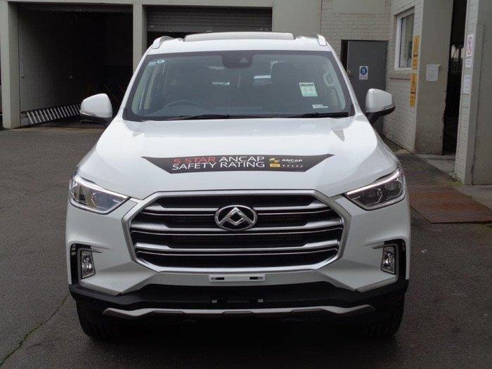 2021 LDV D90 Executive SV9A Blanc White