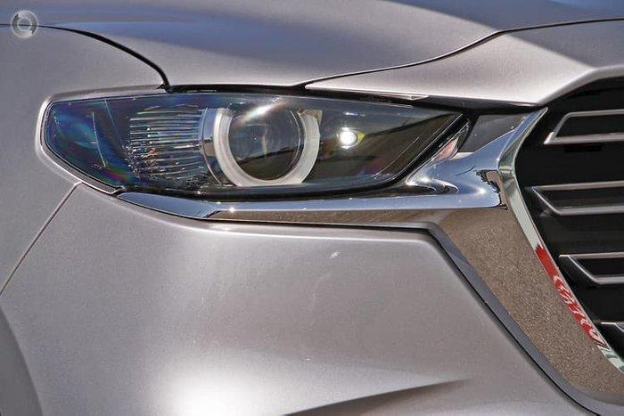 2021 Mazda BT-50 XTR TF 4X4 Dual Range Ingot Silver