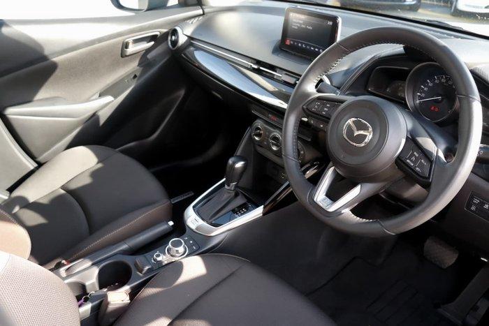 2020 Mazda 2 G15 Pure DL Series Jet Black