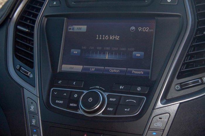 2015 Hyundai Santa Fe Elite DM2 MY15 4X4 On Demand Red