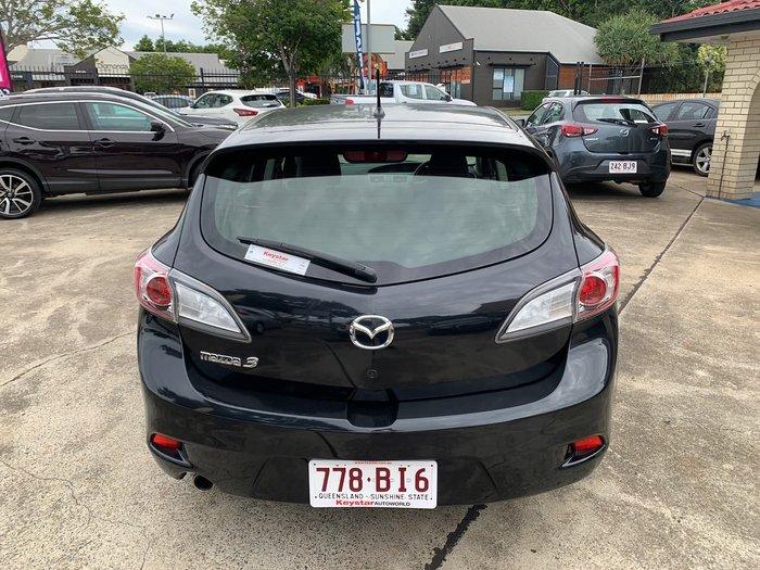 2012 Mazda 3 Neo BL Series 2 Black