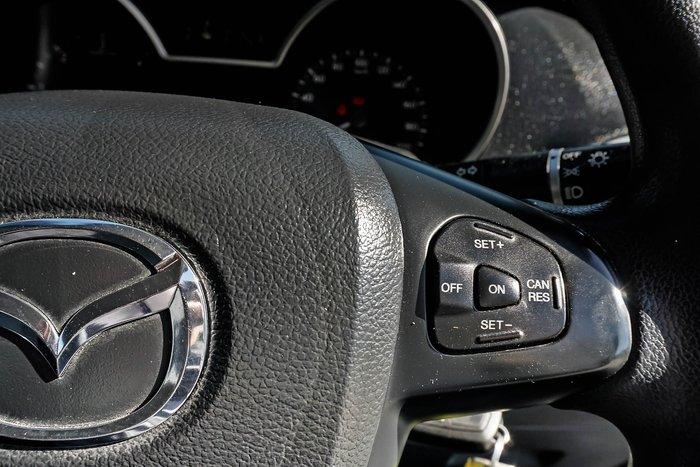 2014 Mazda BT-50 XT Hi-Rider UP Highlight Silver